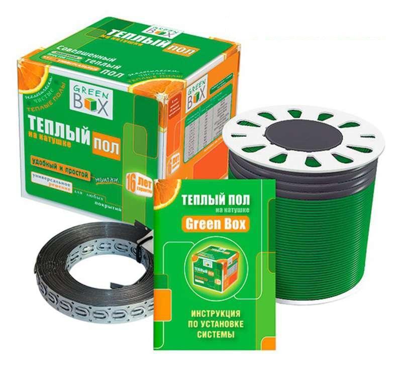 Теплый пол Теплолюкс Green Box GB-150: площадь обогрева 1,3 кв.м., мощность 150 Вт