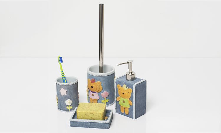 Ершик для туалета WasserKRAFT Lossa K-3427