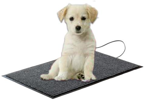 Коврик подогреваемый Теплолюк Carpet 80*50 см для сушки обуви серый 43050562000005