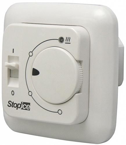 Терморегулятор для теплого пола Теплолюкс ТР 140 белый (SI) 430565123000003