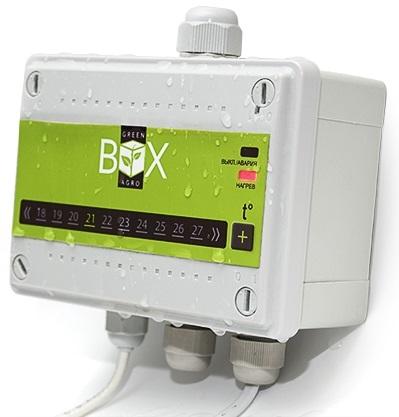 Терморегулятор для теплого пола Теплолюкс ТР 600 4305651319000001
