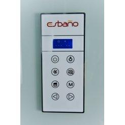 Душевая кабина Esbano Led ES-L129CKR