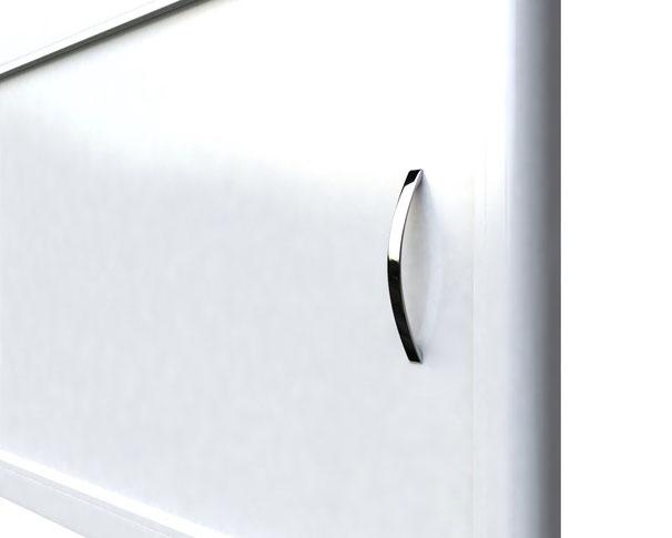 Экран под ванну Emmy Бланка 160, белый