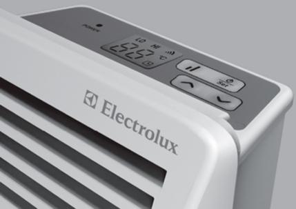 Электрический конвектор Electrolux Air Plinth ECH/AG-1500 PE
