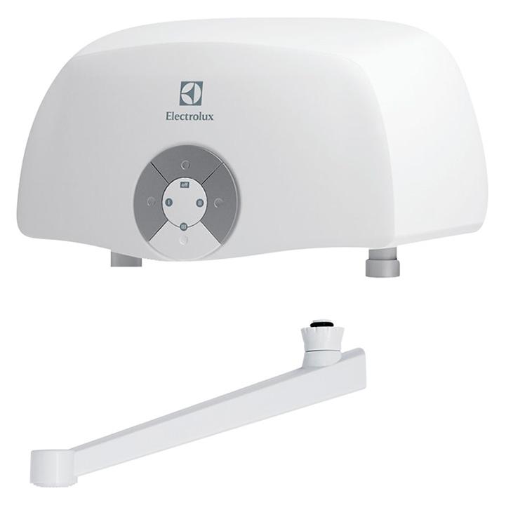 Проточный водонагреватель Electrolux Smartfix 2.0 T 5,5 kW кран НС-1017839