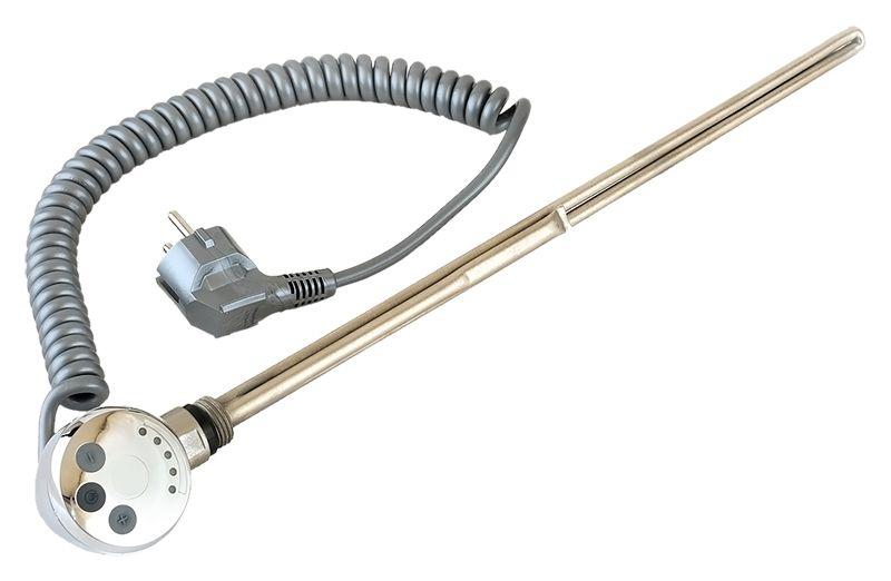 Полотенцесушитель электрический Ника Bamboo ЛБ3 80x40-8