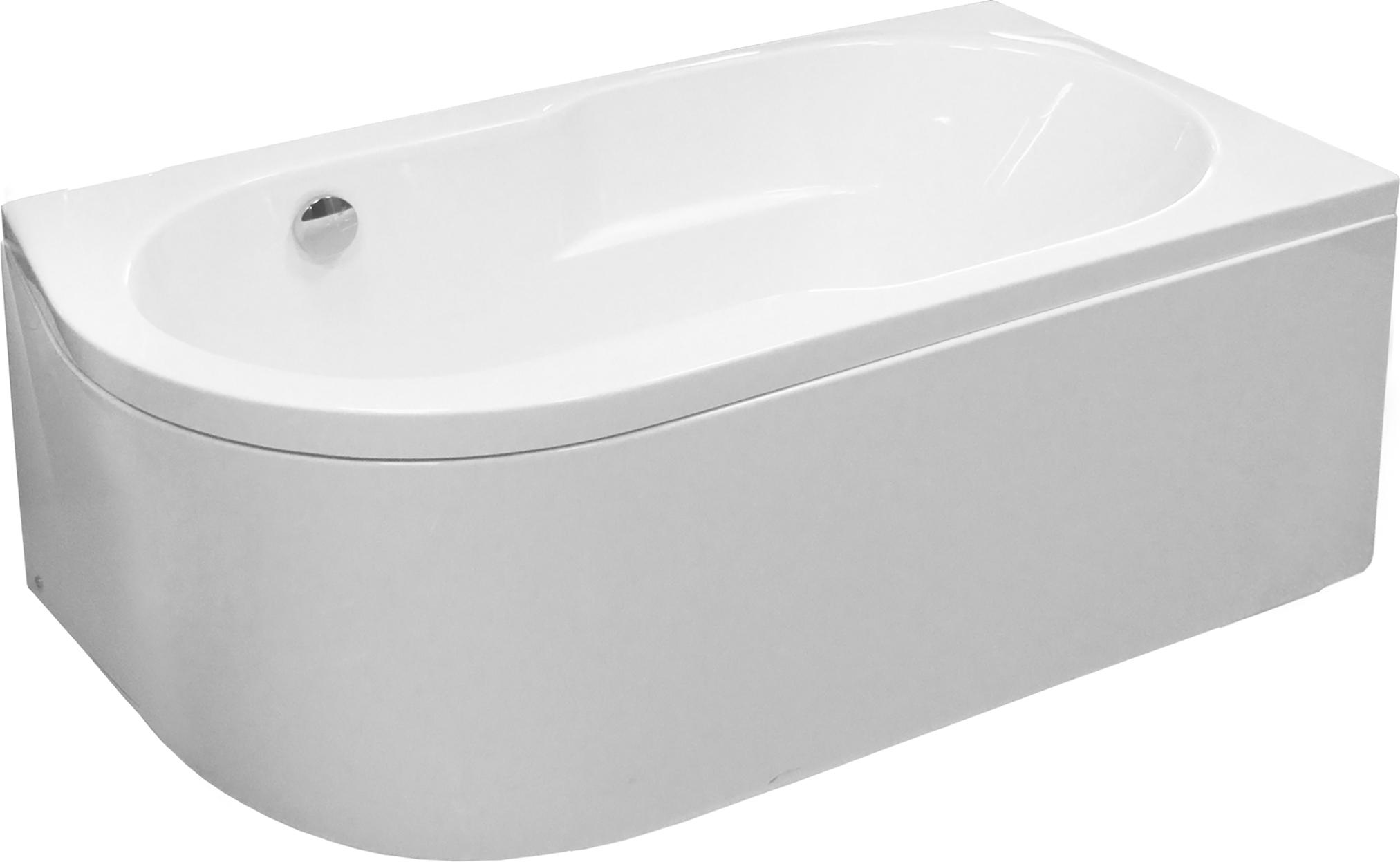 Акриловая ванна Royal Bath Azur RB 614200 L/R 140 см