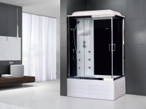 Душевая кабина Royal Bath RB 8100BP3-BT L