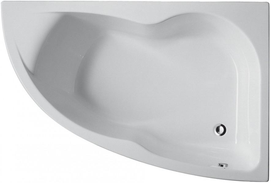Ванна акриловая Jacob Delafon MICROMEGA DUO гидромассажная Energy, правая 170х105, E5EN1180RU-00