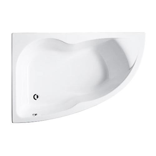 Ванна акриловая Jacob Delafon MICROMEGA DUO гидромассажная Energy, левая 170х105, E5EN1190-00