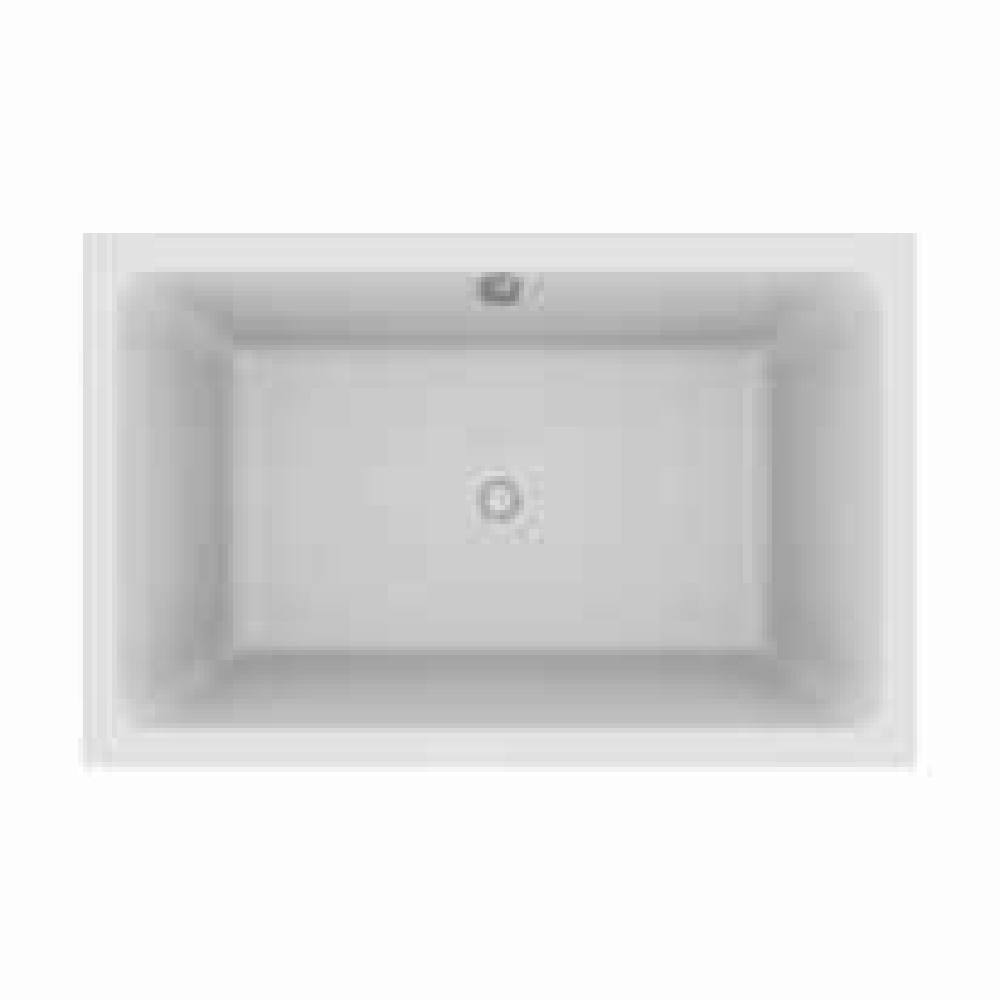 Ванна акриловая Jacob Delafon CAPSULE E6D122-00, 120х80 см