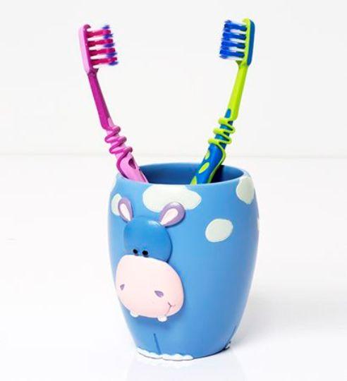 Стакан для зубных щеток WasserKraft Lippe K-8128