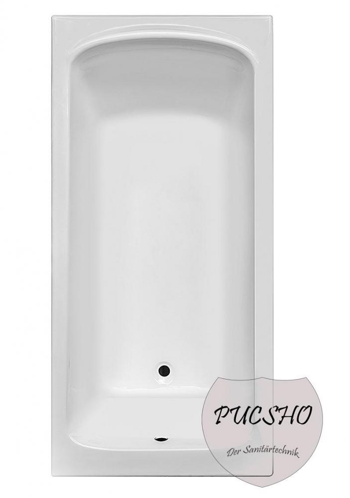 Ванна чугунная Pucsho Hydra 180*85*45 см