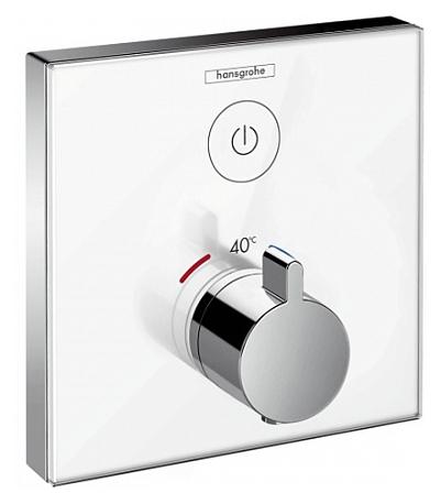 Смеситель Hansgrohe ShowerSelect термостатический, 15737