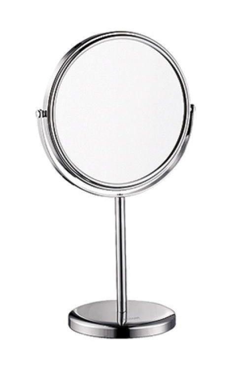 Зеркало WasserKRAFT K-1003 двустороннее стандартное с 3-х кратным увеличением