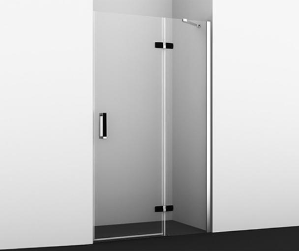 Душевая дверь WasserKRAFT Aller Black 10H05B 120*200 см