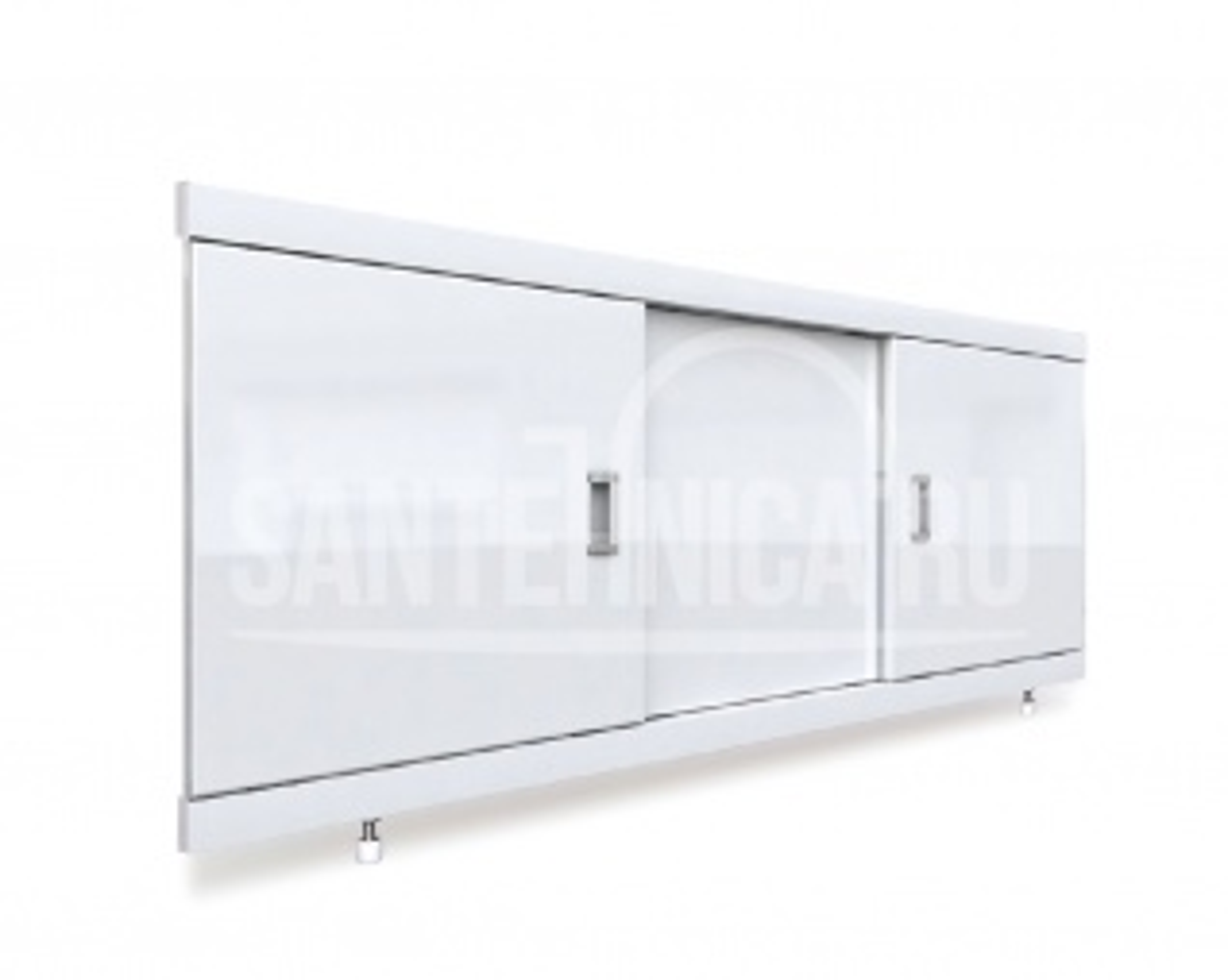 Экран подрезной под ванну Emmy Виктория vkt157052, 157*52 см