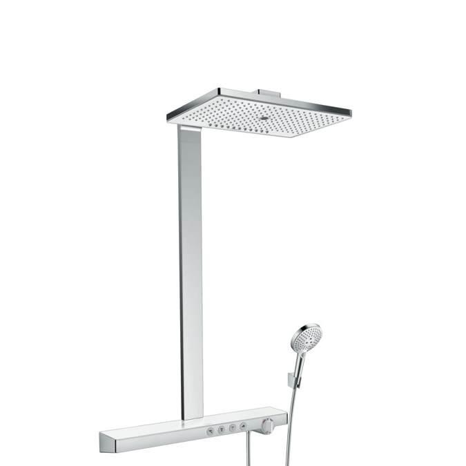 Душевая система Hansgrohe Rainmaker Select 460 2jet Showerpipe EcoSmart 27029400