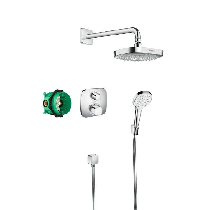 Душевой набор Hansgrohe Croma Select E / Ecostat E 27294000