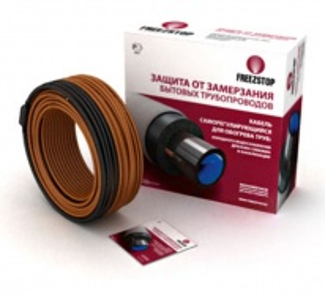 Секция нагревательная кабельная Freezstop-25-6, длина 6 м, 43051106000008