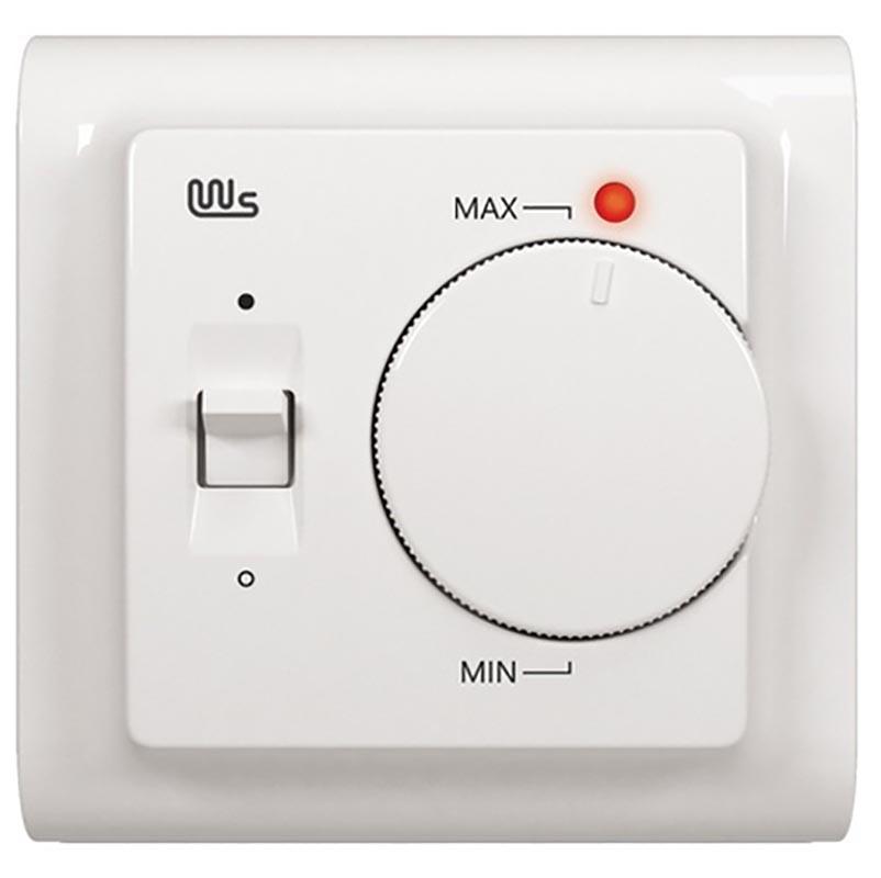 Терморегулятор для теплого пола Национальный комфорт ТР 111 белый 4305651105000033