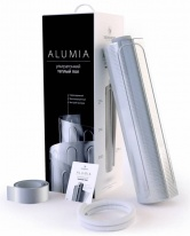 Теплый пол Теплолюкс Alumia 150-1.0: площадь обогрева 1,0 кв. м., 150 Вт/м