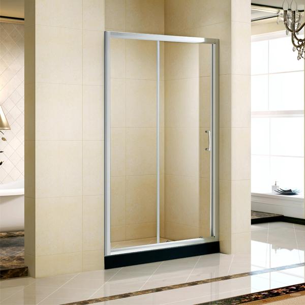 Душевая дверь в нишу Alvaro Banos Tarragona D120.10 Cromo