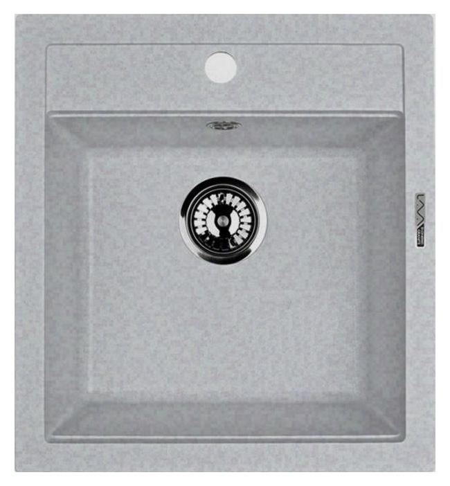 Кухонная мойка Lava Q1.SCA, цвет SCANDIC серый