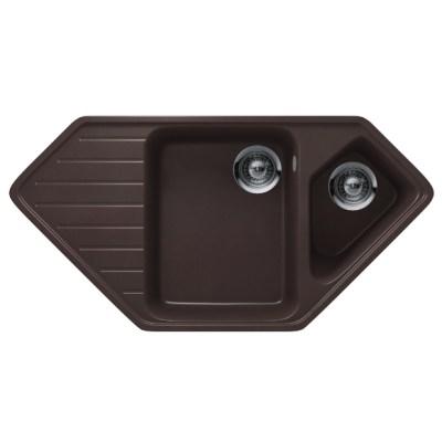 Мойка Schock Signus C-150, шоколад