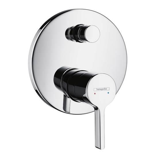 Смеситель Hansgrohe Metris S 1 для ванны