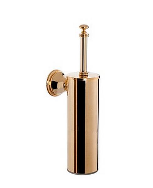 Ершик для туалета ALL.PE Harmony HA220oro, золото