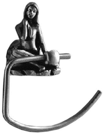 Полотенцедержатель Art&Max Juno AM-0716-T, серебро