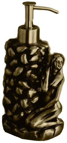 Дозатор мыла Art&Max Juno AM-0071А-B, бронза