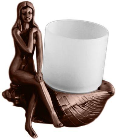 Стакан Art&Max Juno AM-0071C-C, медь