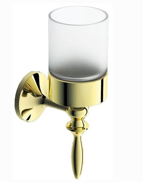 Стакан Art&Max Bohemia AM-4268-Do, золото