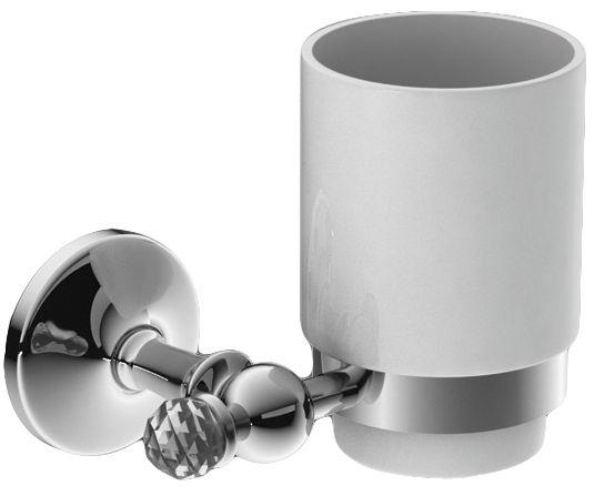 Стакан Art&Max Antic Crystal AM-2668SJ-Cr, хром