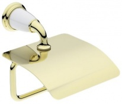 Держатель туалетной бумаги Art&Max Bianchi (Бьянки) AM-3683AW-Do, золото
