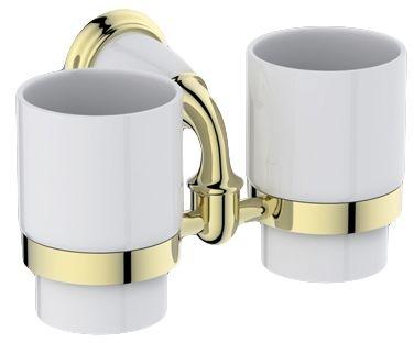 Два стакана Art&Max Bianchi (Бьянки) AM-3688AW-Do, золото