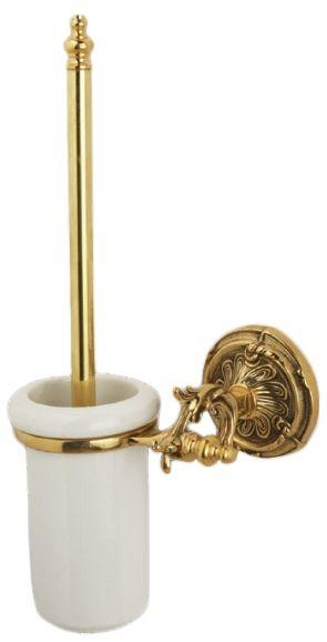 Держатель для туалетного ершика Art&Max Barocco AM-1785-Do-Ant, античное золото