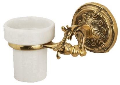 Стакан Art&Max Barocco AM-1787-Do-Ant, античное золото