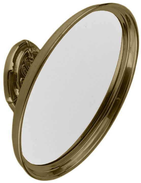 Увеличительное зеркало Art&Max Barocco  AM-1790-Br, бронза