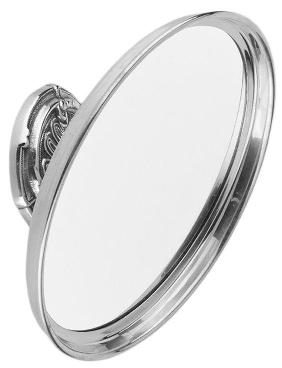 Увеличительное зеркало Art&Max Barocco  AM-1790-Cr, хром