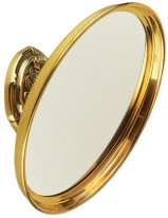 Увеличительное зеркало Art&Max Barocco AM-1790-Do-Ant, античное золото