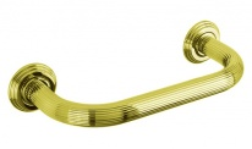 Поручень для ванны Colombo Hermitage, золото b3373.HPS