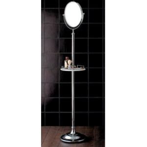 Полочка с зеркалом Devon&Devon Single SL10CR, хром