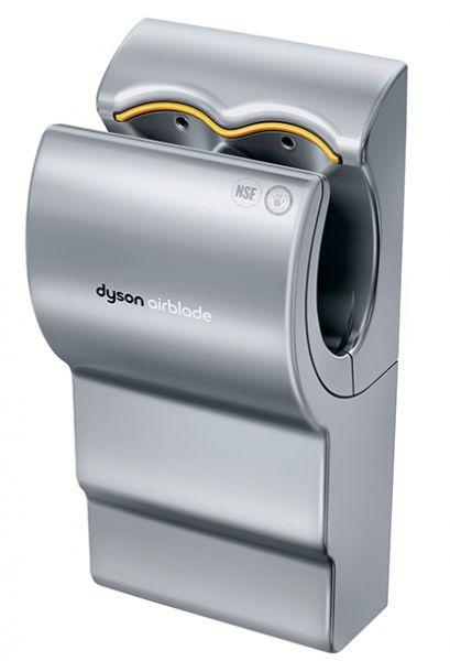 Сушилка для рук Airblade AB 05, корпус - пластик, серая