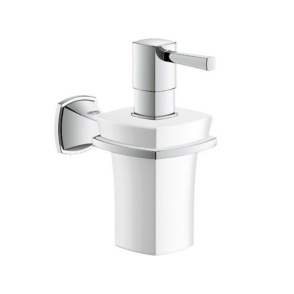 Дозатор для жидкого мыла Grohe Grandera 40627000, хром