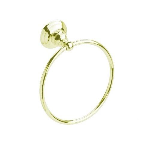Полотенцедержатель Heritage арт. AHA01 в форме кольца, винтажное золото