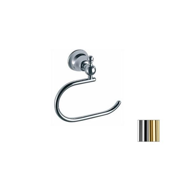 Держатель для туалетной бумаги Inda Raffaella A32260CD, хром/золото