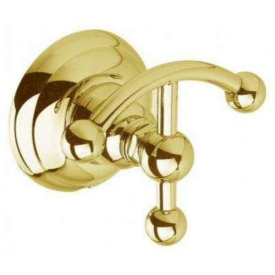 Крючок для полотенец Nicolazzi Classic 1481GO, золото